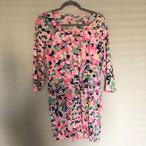 Lilly Pulitzer - 3/4 Sleeve Summer Spring Dress